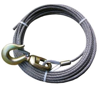 4-38PS100S winch cable